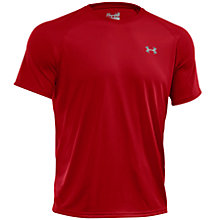 Buy Under Armour UA Tech™ Short Sleeve T-Shirt Online at johnlewis.com