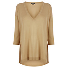 Buy Warehouse Side Split Jumper Online at johnlewis.com