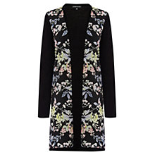 Buy Warehouse Wisteria Insert Cardigan, Multi Online at johnlewis.com