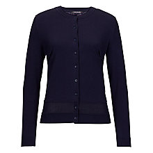 Buy Betty Barclay Button Cardigan, Night Sky Online at johnlewis.com