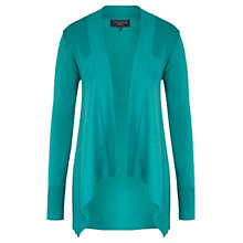 Buy Viyella Petite Swing Cardigan, Jade Online at johnlewis.com