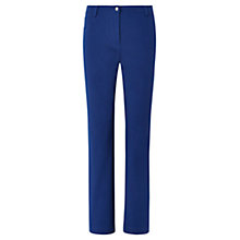 Buy Viyella Long Smart Jeans, Cobalt Online at johnlewis.com