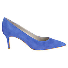 Buy Jigsaw Milly Suede Court Shoes Online at johnlewis.com