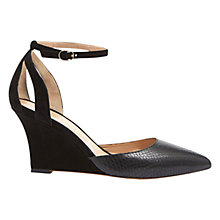 Buy Mint Velvet Olivia Leather Shoes Online at johnlewis.com
