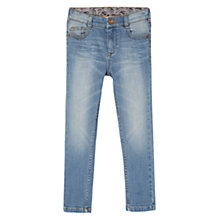 Buy Mango Kids Boys' Slim Fit Denim Jeans Online at johnlewis.com