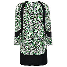 Buy French Connection Leopard Moth Crepe Tunic Dress Online at johnlewis.com