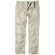 Buy Fat Face Heritage Chinos, Pebble Online at johnlewis.com