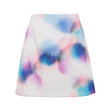 Buy French Connection Soft Spray Flared Skirt, Tampa Online at johnlewis.com