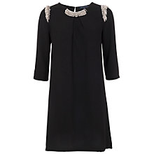 Buy French Connection Bugle Fringe Dress Online at johnlewis.com