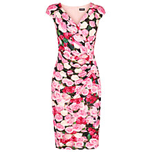 Buy Phase Eight Mae Rose Dress, Multi Online at johnlewis.com
