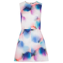 Buy French Connection Soft Spray Flared Dress, Tampa Online at johnlewis.com