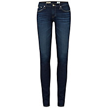 Buy AG The Aubrey Skinny Straight Jean, 4 Years Seattle Online at johnlewis.com