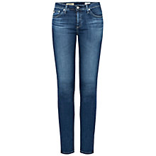 Buy AG The Prima Skinny Jean, 13 Years Solitude Online at johnlewis.com