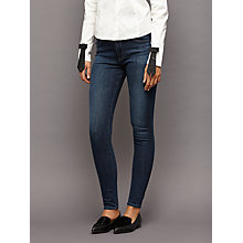 Buy AG The Farrah Skinny Contour 360 Jean, Crater Online at johnlewis.com