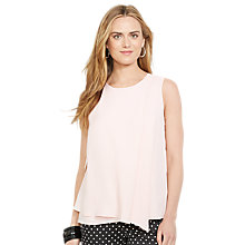 Buy Lauren Ralph Lauren Sleeveless Top Online at johnlewis.com
