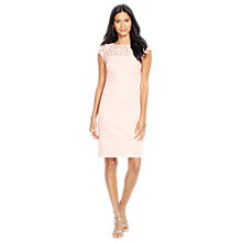 Buy Lauren Ralph Lauren Dress, Blush Online at johnlewis.com