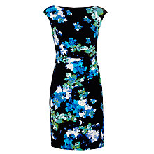 Buy Lauren Ralph Lauren Novella Dress, Lighthouse Navy Online at johnlewis.com