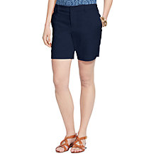 Buy Lauren Ralph Lauren Quinn Shorts Online at johnlewis.com