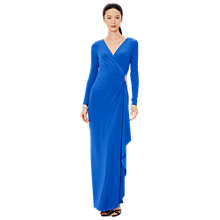 Buy Lauren Ralph Lauren Dress, Royal Sapphire Online at johnlewis.com