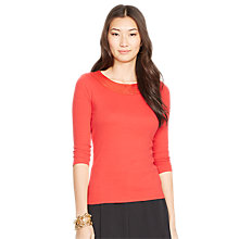 Buy Lauren Ralph Lauren Top Online at johnlewis.com