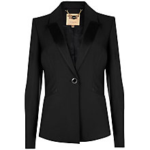 Buy Ted Baker High Waist Jacket, Black Online at johnlewis.com