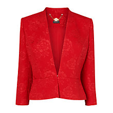 Buy Phase Eight Roberta Jacket, Geranium Online at johnlewis.com