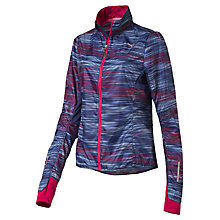 Buy Puma Graphic Print Running Jacket, Multi Online at johnlewis.com