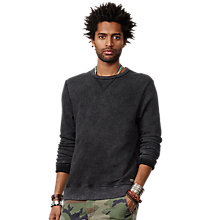 Buy Denim & Supply Ralph Lauren French Terry Sweatshirt Online at johnlewis.com
