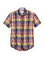 Dockers Alpha Madras Check Shirt