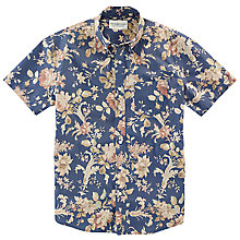 Buy Denim & Supply Ralph Lauren Floral Poplin Sport Shirt Online at johnlewis.com