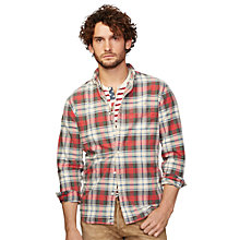 Buy Denim & Supply Ralph Lauren Check Cotton Shirt Online at johnlewis.com
