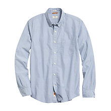 Buy Dockers End-on-End Laundered Shirt, Delft Online at johnlewis.com