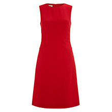 Buy Hobbs Andrea Dress, Cherry Online at johnlewis.com