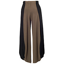 Buy Chesca Jersey Trousers, Mink Online at johnlewis.com