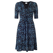 Buy Jigsaw Northern Lights Dress, Teal Online at johnlewis.com