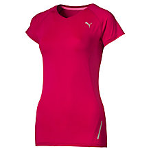 Buy Puma Pure Fitted V-Neck T-Shirt Online at johnlewis.com