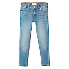 Buy Mango Kids Girls' Slim Fit Denim Jeans Online at johnlewis.com