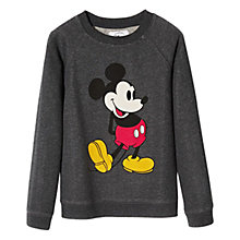 Buy Mango Kids Girls' Disney Sweatshirt Online at johnlewis.com