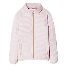 Buy Mango Kids Girls' Quilted Coat Online at johnlewis.com