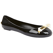 Buy Ted Baker Issan Ballerina Bow Pumps Online at johnlewis.com
