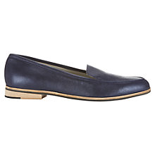 Buy Jigsaw Penelope Suede Loafers Online at johnlewis.com