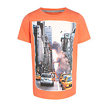 Buy John Lewis Boy City Dino T-Shirt Online at johnlewis.com