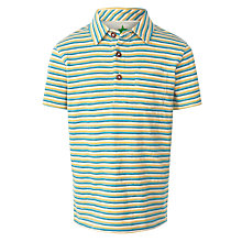 Buy John Lewis Boy Retro Stripe Polo Shirt Online at johnlewis.com