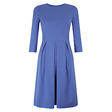 Buy Hobbs Wedgewood Dress, Wedgewood Blue Online at johnlewis.com