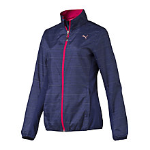 Buy Puma Nightcat Running Jacket, Peacoat Online at johnlewis.com