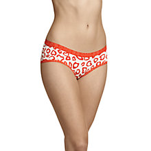 Buy Bonds Microfibre Hipster Briefs, Wild Love Red Online at johnlewis.com
