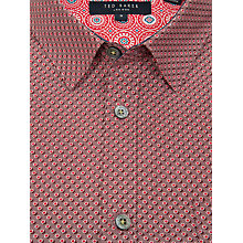 Buy Ted Baker Dotbiz Long Sleeve Shirt Online at johnlewis.com