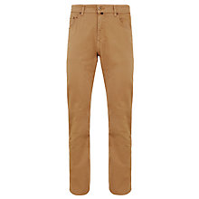 Buy Gant Jason Comfort Fit Cotton Poplin Trousers Online at johnlewis.com