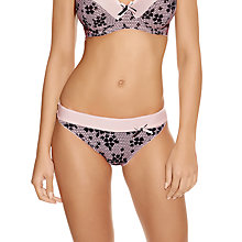 Buy Freya Fifi Briefs, Ballet Pink Online at johnlewis.com
