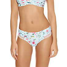 Buy Freya Eden Briefs, Eau De Nil Online at johnlewis.com